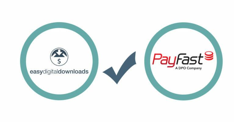Easy Digital Downloads PayFast Integration